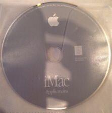 iMac Applications Cd Version 1.0 2002