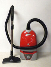 Lindhaus Aria Red Bare Floor Canister Vacuum Cleaner Free Ship