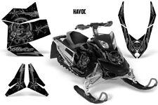 Ski-Doo RevXP Decal Graphic Kit Sled Snowmobile Sticker Wrap 2008-2012 HAVOC SLV