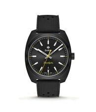 Zodiac ZO9959 Grandhydra Swiss-made Quartz Black Cilicone Strap Watch