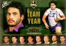 2009 Select NRL Classic Series - Team of the Year TY4 Greg Inglis
