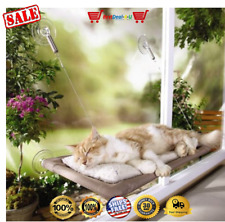 Sunny Seat Window-Mounted Cat Bed, New, Free Shipping, Usa, Pillow, Pet, Genuine
