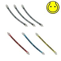 6 Pack - Vibra Worm - Tennis Vibration Dampener - Gel Filled - Shock Buster