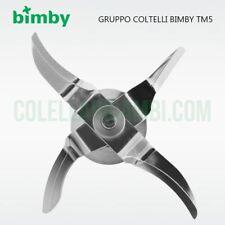 Gruppo Coltelli Lame Bimby TM5