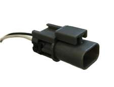 2 Pin Alternator Repair Plug Gm Gmc Dodge 2 Way Pigtail Wire Mure Pl25-Wl