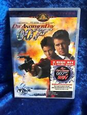 Die Another Day Special Edition 2 Disc Region 4 DVD
