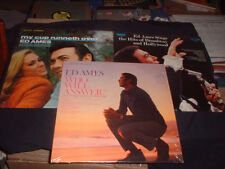 33RPM 3 Ed Ames Lps on RCA Victor, Cup Runneth Over, Who Will Answer, Broadwa E-