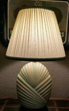 Vintage Table Lamp Retro 80's Pastel NICE!!