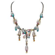 Messing Beauty-Modeschmuck-Halsketten & -Anhänger für Damen