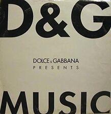 """Dolce & Gabbana Music (1996) [Maxi 12""""]"""