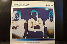 Tangerine Dream ‎– Poland (The Warsaw Concert)    2 LPs