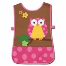 Stephen Joseph OWL Craft Apron    FREE US SHIPPING