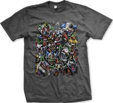 Killer Klowns From Outer Space Evil Nightmare Clowns 80's Horror Men's T-shirt