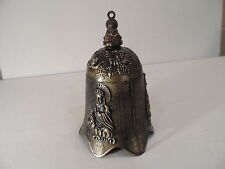 Antique Collectible Brass Bell