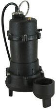 MWL-6500 Continous Duty Cast Iron Sump Pump