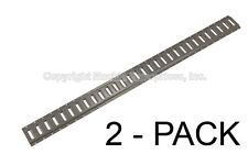 E Track - Mfg. In The USA - 6 ft. Horizontal/ Trailer Tiedown - 2 Pieces