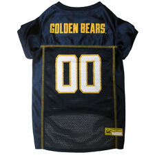 Cal Berkeley Golden Bears NCAA Pets First Licensed Dog Mesh Jersey XS-L NWT
