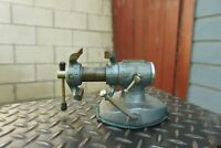 VINTAGE DOUBLE JAW ROTATING VISE SUCTION MOUNT JEWELER WATCHMAKER,MADE IN JAPAN