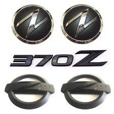 370Z Badge Kits Car Body Front Rear Emblem Stickers for NISSAN 370Z Fairlady Z34