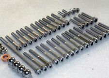 Honda CBX1000 Engine Covers 63x Stainless Allen Bolt Screw Kit