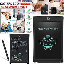 """8.5"""" Electrónico Digital LCD escribir Dibujar Tabla de Gráficos Tablet PAD Bloc de notas Reino Unido"""