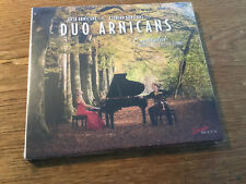 Enchanted - Works for Cello & Piano [CD Album] NEU OVP Duo Arnicans SONY