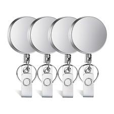 Schlüssel Jojo ✅ Stahlseil, Clip und Schnur Verlängerung ✅ Premium Qualität