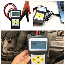 12V Car Battery Load Tester 30-200Ah Auto Vehicle Battery Analyzer AGM CCA GEL