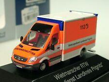 Rietze Mercedes Sprinter Wietmarscher RTW PRIGNITZ - 72007