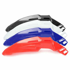 Universal Front Fender Mudguard Motorcycle Pit Dirt Motocross Bike Supermoto (Fits: Bourget's Bike Works)