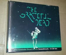 The Grateful Dead Movie Soundtrack 5 CD Box Set