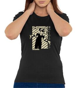 My Hero Academia Tomura Shigaraki Villain Poster Women's T Shirt