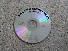 ENID BLYTON - FIVE ON A SECRET TRAIL   ( DISC.2 ONLY )  - AUDIO BOOKS - ( 1 CD )
