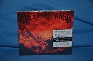 Destroyer 666 'Call Of The Wild' Digipak. Destruction,Kreator