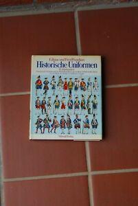 Historische Uniformen 18. Jahrhundert
