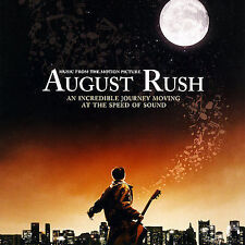 NEW !  August Rush Original Soundtrack CD -John Legend -Sealed