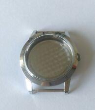 ETA 2391 Stainless Steel Watch Case & Back Glass,Crowns  Swiss Made