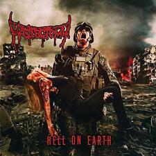 Mastectomy-CD-Hell on Earth