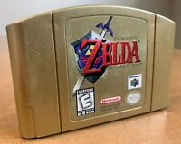 The Legend of Zelda: Ocarina of Time (1998) - Nintendo 64 - Collector's Edition