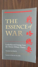 The Essence of War: Leadership & Strategy from Chinese Military Classics, Sawyer