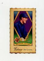 RARE HELMAR Baseball Card: #365 BUCK WEAVER Chicago White Sox SCARCE