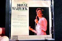 Dionne Warwick - The Classics  -  CD, VG