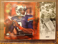 CAM NEWTON 2011 SP AUTHENTIC FUTURE WATCH ROOKIE CARD.