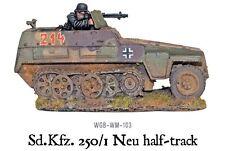 Bolt Action BNIB Sd/Kfz 250/1 - Neu Halftrack