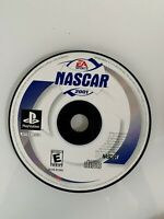 NASCAR 2001 (Sony PlayStation 1 PS1) WORKS / NO TRACKING / DISC ONLY