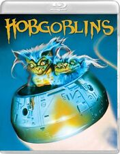 Hobgoblins Blu Ray & DVD 1988 Rick Sloane Vinegar Syndrome