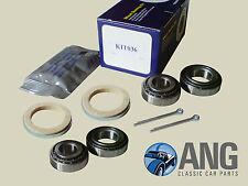 1962-71 x2 TRIUMPH Vitesse Pista Rod Ends x2 y Steering Rack Polainas