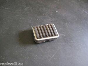 65 66 67 68 69 70 Cadillac Deville Eldorado Fleetwood Parking Brake Pedal Pad