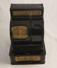 Vintage Uncle Sam's 3 Coin Register Bank