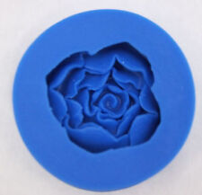 Flower Mini Silicone Mold for Fondant, Gum Paste, Chocolate, Crafts - 1F